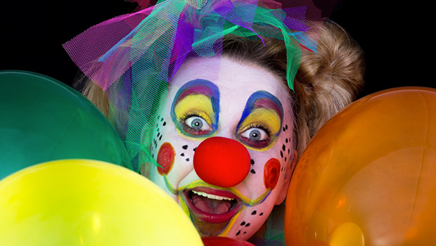 Clown mieten