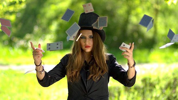 Magier & Zauberer mieten