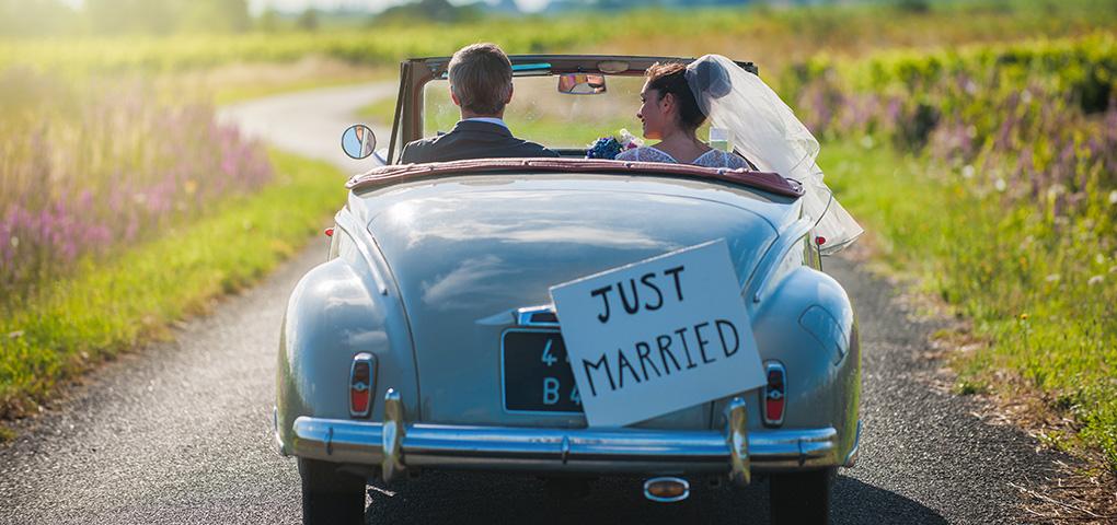 Ratgeber Hochzeit - Auto
