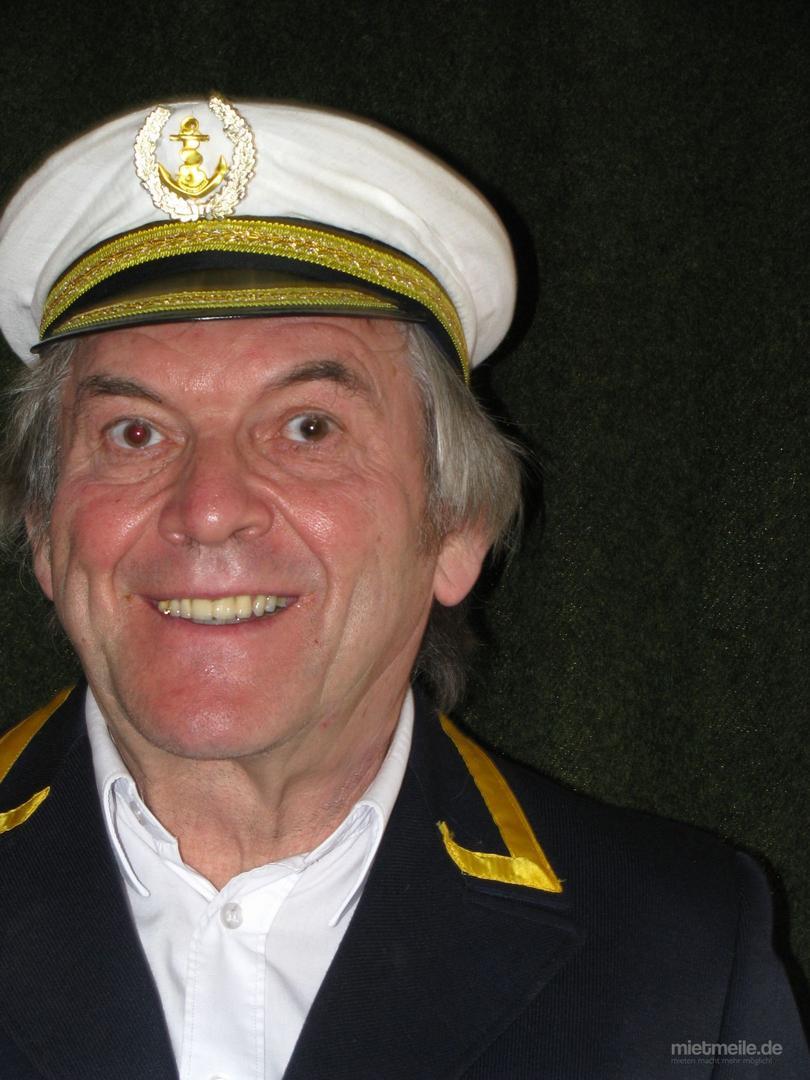 Comedian mieten & vermieten - Komiker+Comedian Hans Kinzler in Wertach