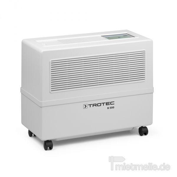 Luftbefeuchter mieten & vermieten - Luftbefeuchter Trotec B 500 Funk in Heinsberg