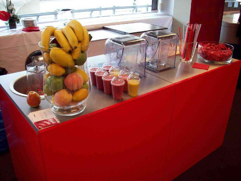 Catering mieten & vermieten - Smoothiebar/ Smoothie/ Catering/ Event/ Messe/ Party/ pure fruit mobile in Berlin