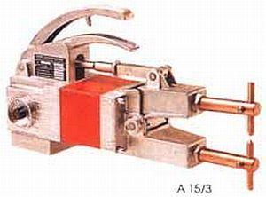 Schweißgeräte & Zubehör mieten & vermieten - Punktschweisszange, tragbar 400V-16A, 20kg, 50%ED / Schweißen / Geräte / Werkzeuge in Hamburg Lurup