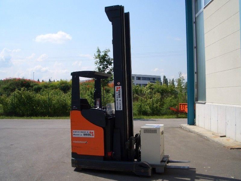 Gabelstapler mieten & vermieten - Steinbock Boss WR14 in Karlsfeld