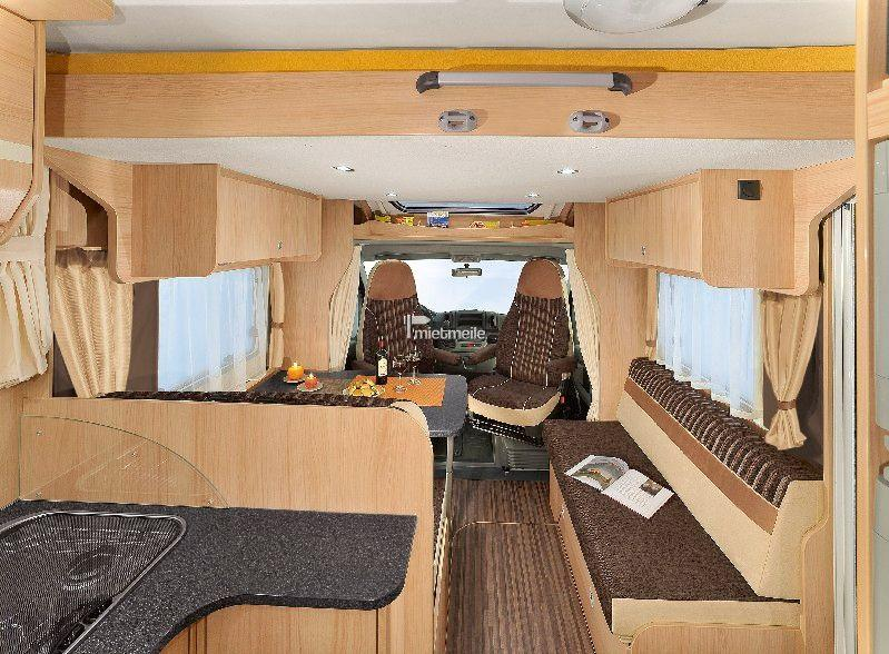 Wohnmobile mieten & vermieten - Genießen Sie die Welt der mobilen Freiheit in Mühlhausen
