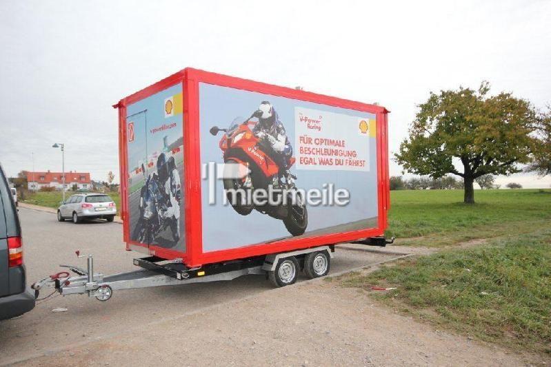 Messe Zubehör mieten & vermieten - Der Promocube® in Hofheim am Taunus