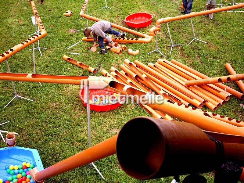 Eventmodule mieten & vermieten - Riesenkugelbahn  in Idstein