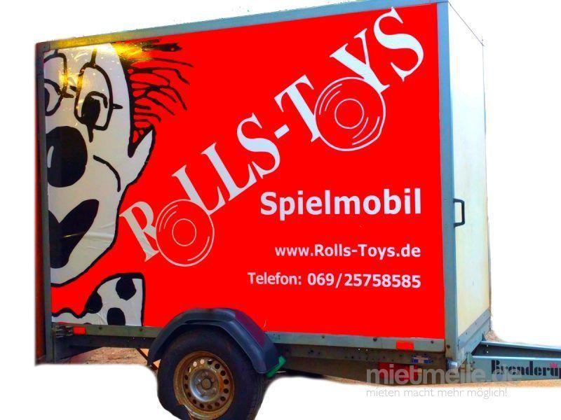 Hochzeitsfeier mieten & vermieten - Spielmobil in Idstein