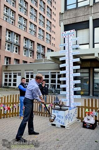 "Karussell mieten & vermieten - Kettenkarussell, Kettenflieger ""Startrek"" 20 Meter in Lehrte"