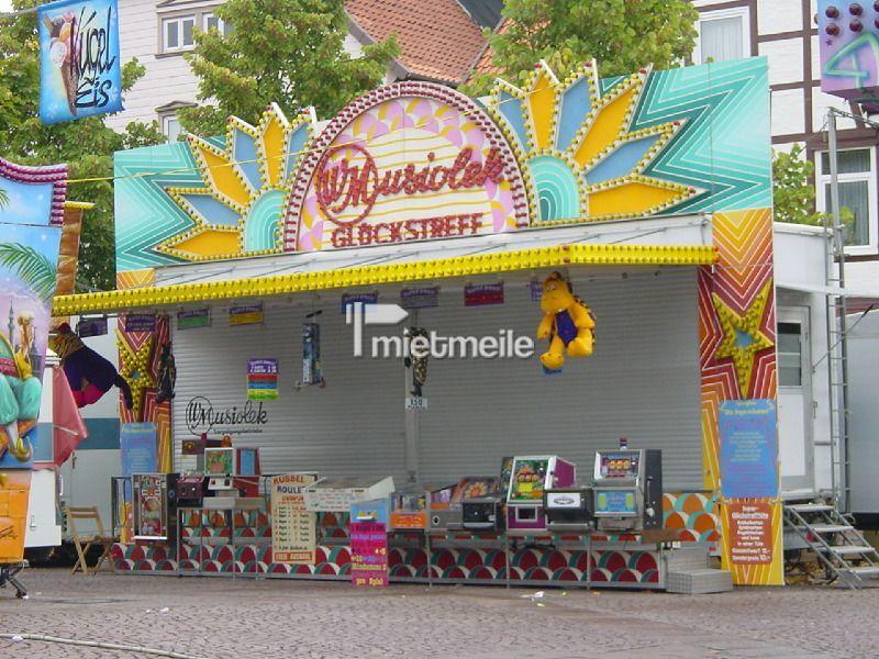 "Gewinnspiele mieten & vermieten - Verlosung "" Glückstreff "" Lose, Rubbelkarten, Bing in Lehrte"