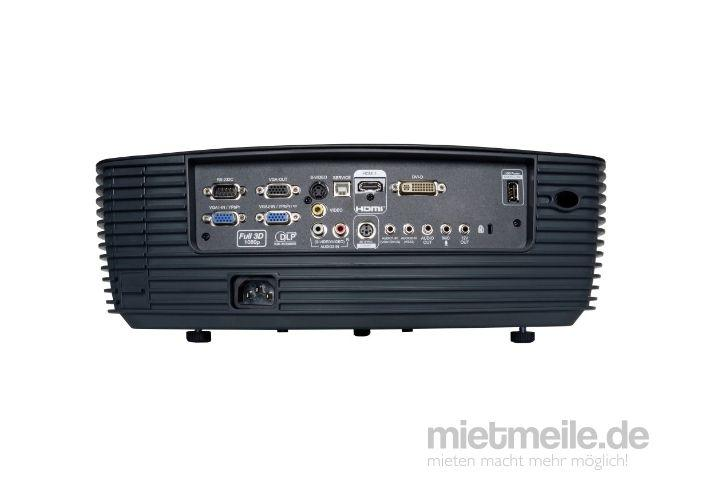 Beamer mieten & vermieten - Videobeamer, Datenprojektor, Beamerset, Video Großbildprojektor, 2500 lumen, HD Ready             in Remchingen