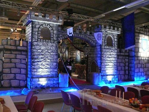Kulissen mieten & vermieten - Burganlage, Kulisse, Requisite in Heringsdorf