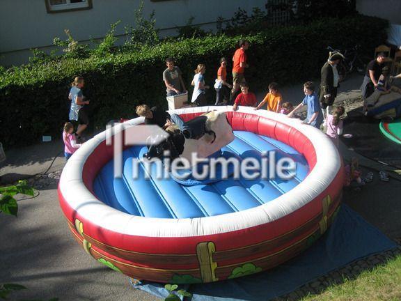 Bullriding mieten & vermieten - Bullriding/Rodeo - Klassisches Bullenreiten  in Freiburg im Breisgau