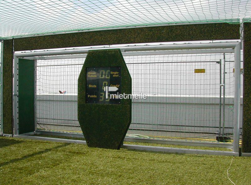 Fußball mieten & vermieten - Golden Goal für Ihren Event - Der Winkeljäger in Bottrop