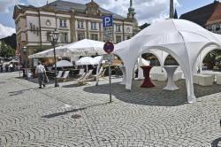Partyzelte mieten & vermieten - Extravagantes Kuppelzelt, Zelt, Pagode, Partyzelt in Bayreuth