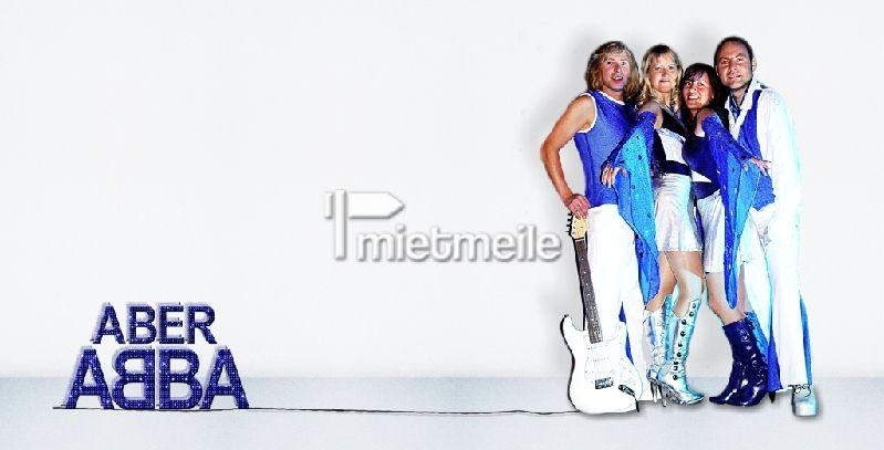 Bands mieten & vermieten - ABER ABBA in Weimar