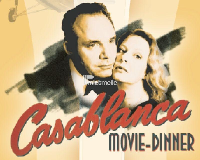 Walkact mieten & vermieten - Dinnertheater Casablanca-Movie-Dinner in Münster (Westfalen)