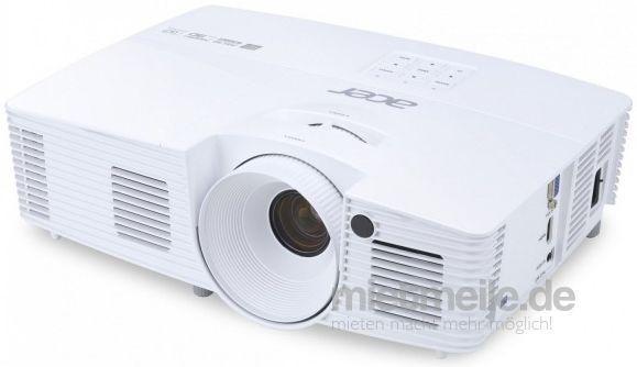 Beamer mieten & vermieten - ACER P1350W Projektor - Beamer 3700 ANSI in Gräfenberg