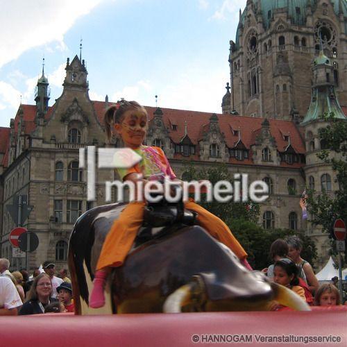 Bullriding mieten & vermieten - Bullriding / Rodeo in Hannover