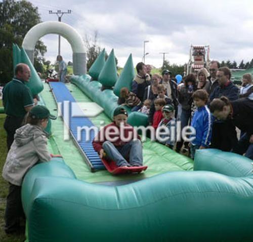 Riesenrutsche mieten & vermieten - Rollenrutsche in Hannover