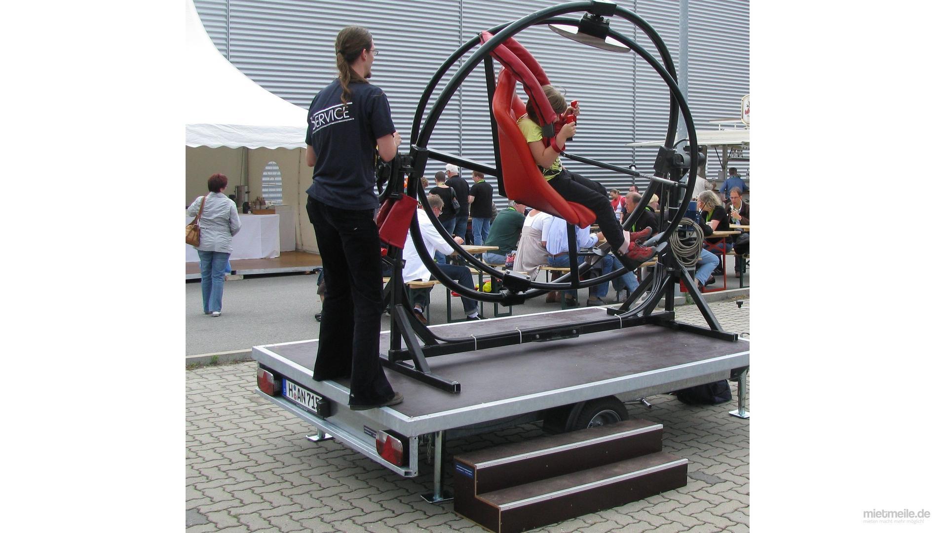 Großspielgeräte mieten & vermieten - Astrotrainer in Hannover