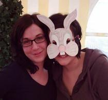Basteln mieten & vermieten - Hasenmasken basteln in Hannover
