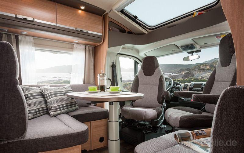 Wohnmobile mieten & vermieten - 2016 ADAC Wohnmobil Fiat Knaus Sky TI 650 MF in Berlin