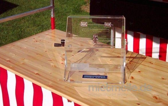 Gewinnspiele mieten & vermieten - Lostrommel in Hannover