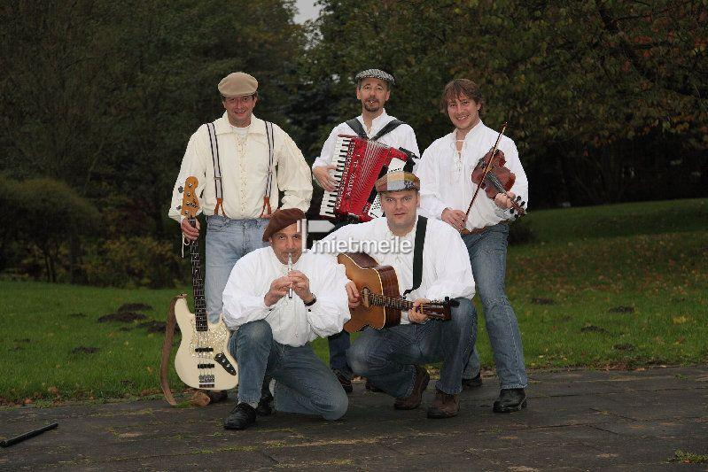 Bands mieten & vermieten - Wide Range - Irish Folk aus Hamburg in Hamburg Bergstedt