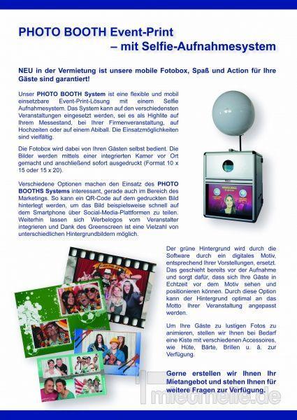 Fotobox mieten & vermieten - Photobooth System, mieten in Darmstadt