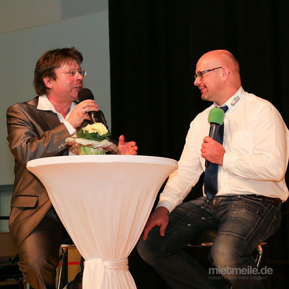 Moderator mieten & vermieten - Moderator Frank Wunderlich in Köditz