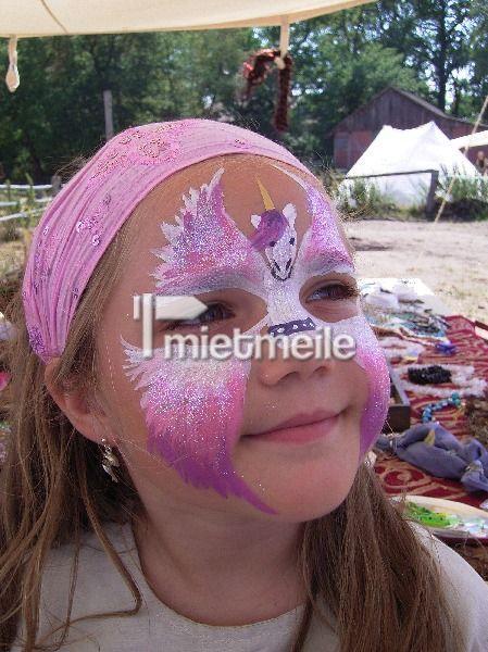 Kindersachen mieten & vermieten - Opalia Farbenfrohes Kinderschminken in Emsdetten