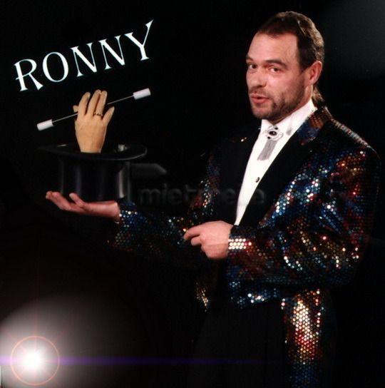 Magier & Zauberer mieten & vermieten - Zauberkünstler Ronny in Hüllhorst