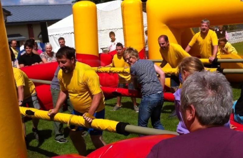 Menschenkicker mieten & vermieten - Human Soccer | Menschenkicker XXL Aktionspreis! in Frankfurt am Main