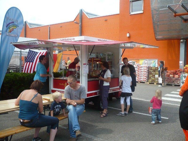 Catering mieten & vermieten - Hells Hot-Dog - Original American Snack To Go in Rastatt