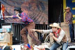 Sänger mieten & vermieten - Kinder Country Musik Show in Burscheid