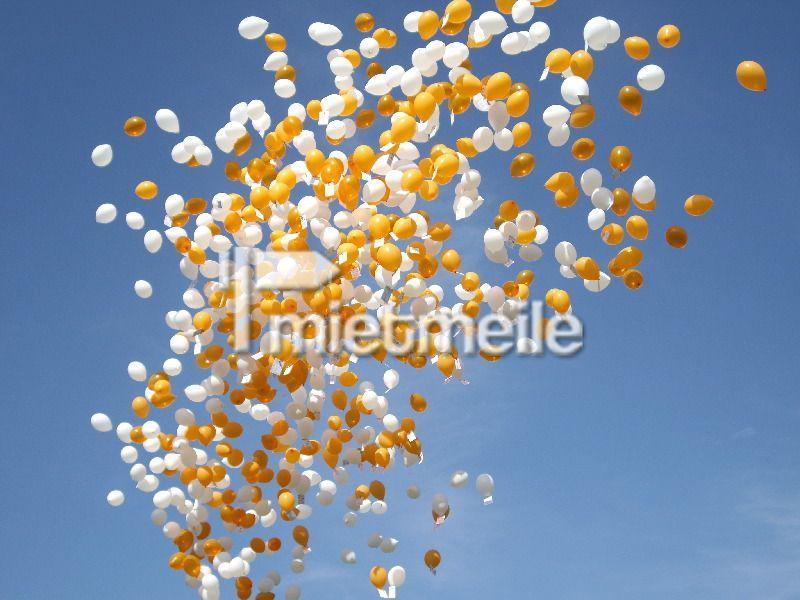 Ballons mieten & vermieten - Luftballon Weitflug Wettberwerb in Chemnitz