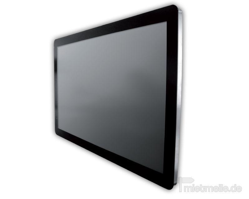"Displayverleih mieten & vermieten - Riesen IPAD Tablet 55"" Multi-Touch Screen mieten in Dresden"
