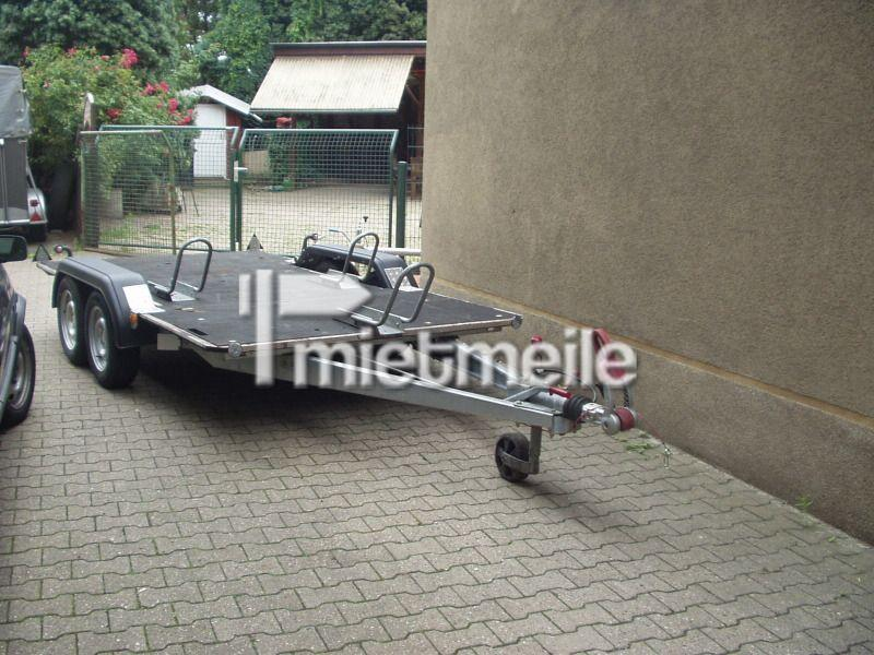 Motorradanhänger mieten & vermieten - Motorradanhänger für bis zu vier Maschinen gebr in Bochum