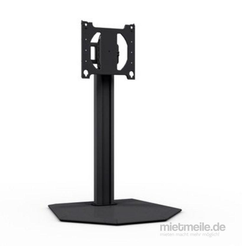 mobiler standfu chief prsu f r displays fernseher mieten 85 00 eur pro tag. Black Bedroom Furniture Sets. Home Design Ideas