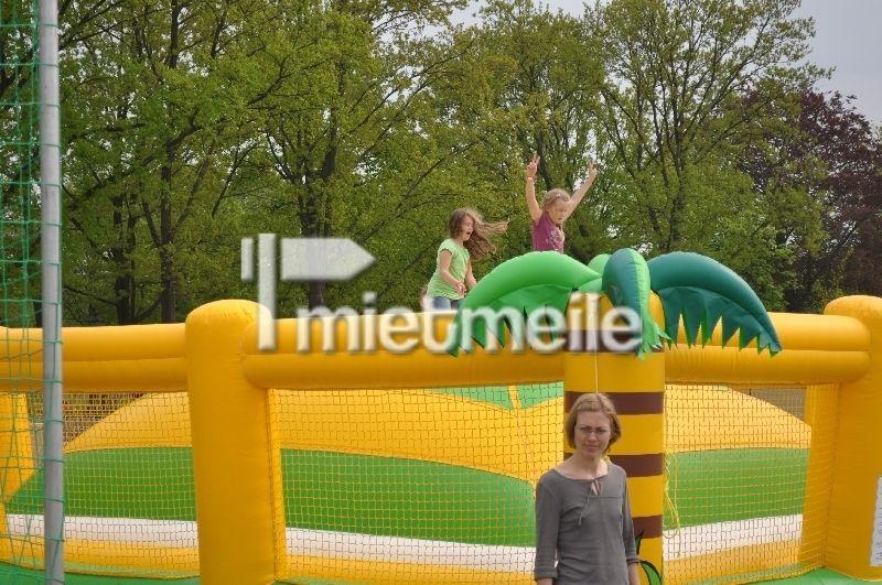 Hüpfburg mieten & vermieten - Wabbelberg - Hüpfburg mieten in Schwerin
