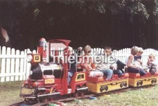 "Eisenbahn mieten & vermieten - Kindereisenbahn ""Orient Express"" in Neukirchen-Vluyn"
