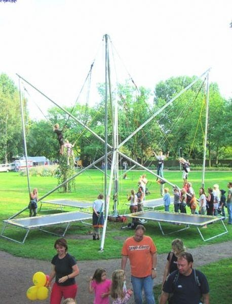 Trampoline mieten & vermieten - Bungee Trampolin/ Trampolin/ Event/ Eventmodule/ Messe/ Party/ in Hannover