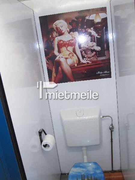 Toilettenwagen mieten & vermieten - Toilettenwagen Nr.1 mieten: Inkl. 20 Km, Auf-/Abbau. in Dinslaken