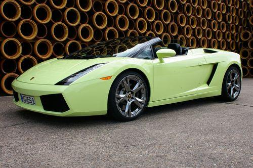 lamborghini gallardo spyder lamborghini sportwagen. Black Bedroom Furniture Sets. Home Design Ideas