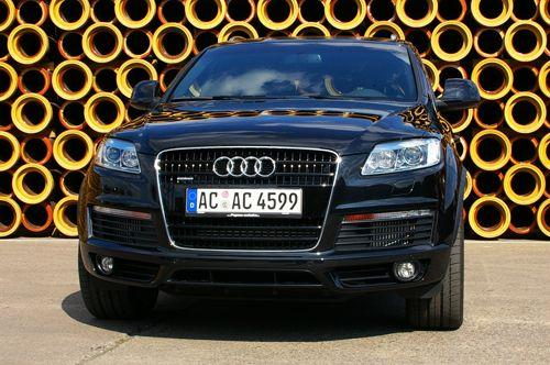 audi q7 s line audi q7 s line sportwagen mieten 450 00 eur pro tag. Black Bedroom Furniture Sets. Home Design Ideas