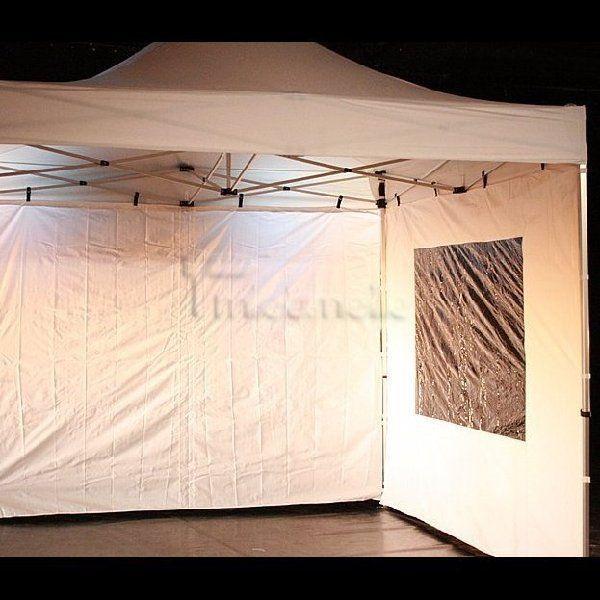 Pavillon mieten & vermieten - Pavillon / Partyzelt / Grün oder Weiß / 3m x 3m in Wuppertal