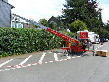 Aufzüge mieten & vermieten - Möbellift / Möbelaufzug / Außenaufzug in Radevormwald