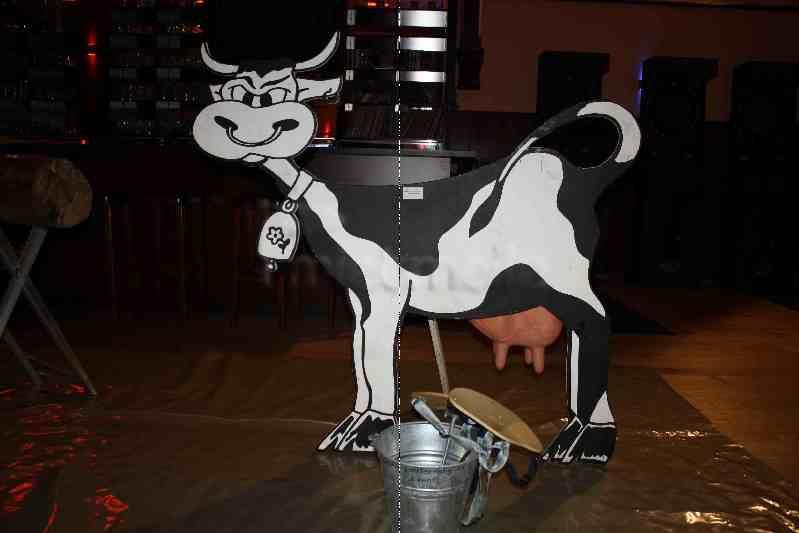 Melkkuh mieten & vermieten - Wettmelken m. Kuh Elsa,mieten in Frankfurt,Mainz in Ginsheim-Gustavsburg