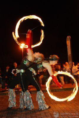 Feuertänzer mieten & vermieten - Art of Light in Itzehoe